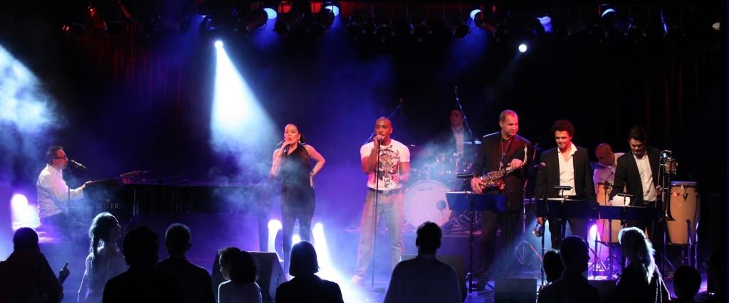 Craig Lees Band, Tipi Zelt Berlin