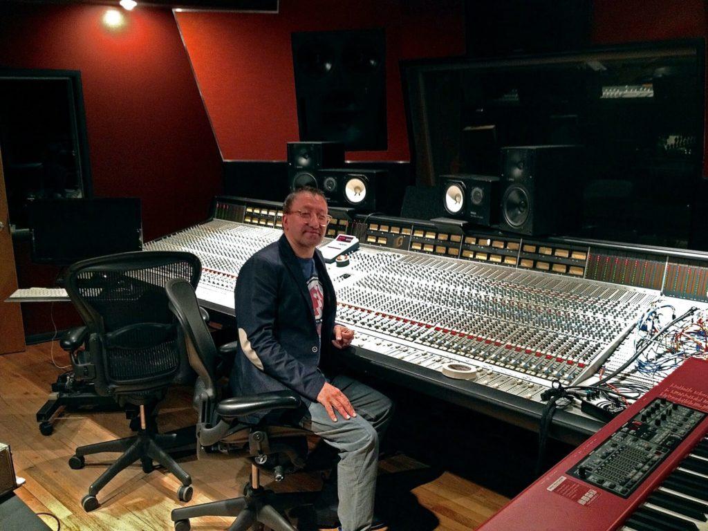 Craig Lees at Spin Studios, NYC