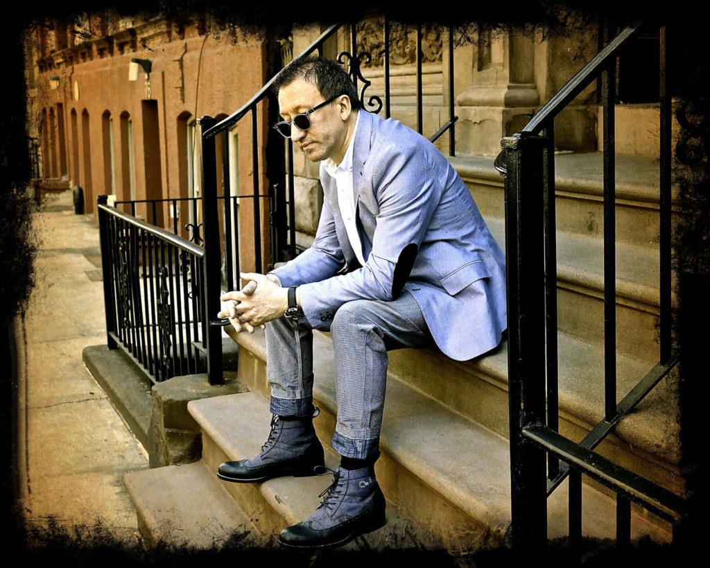Craig Lees, Greenwich Village, New York