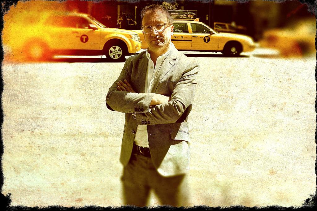 Craig Lees in New York