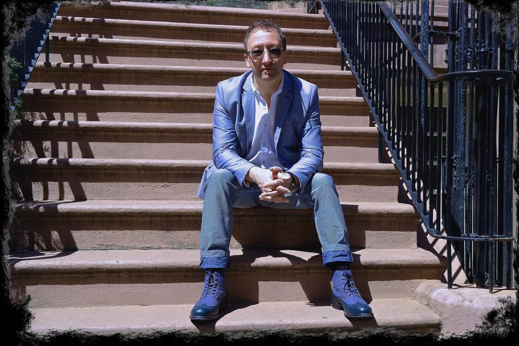 Craig Lees in NYC